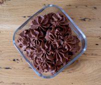 Sorbetto al cioccolato, Chocolate Sorbet