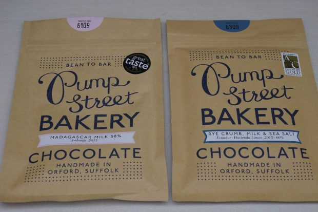 Pump Street Bakery Milk