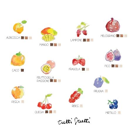 tutti frutti sito